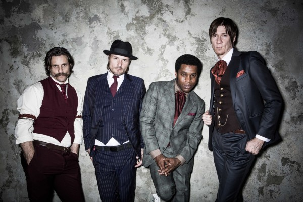 Vintage Trouble Live in  Cologne