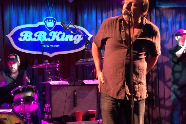 Southside Johnny & Asbury Jukes at BB King's Club New York City