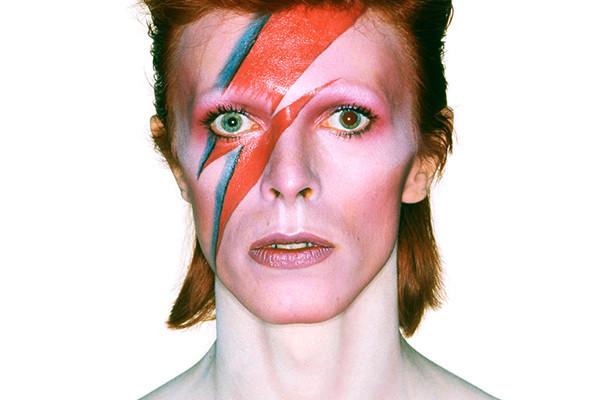 David Bowie exhibition Groningen/Netherlands