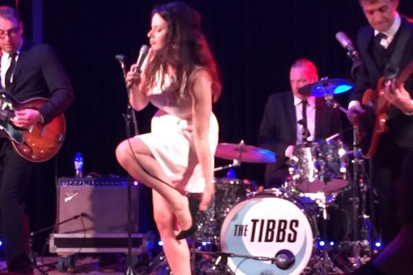 The Tibbs – Concert Heijhoef Backstage Tilburg Netherlands 19.02.2016