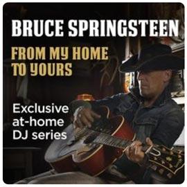 Setlist Rootz Café Live Stream Session 09.12.2020 Bruce Springsteen